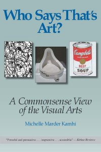 Who Says That's Art - cover - medium -2
