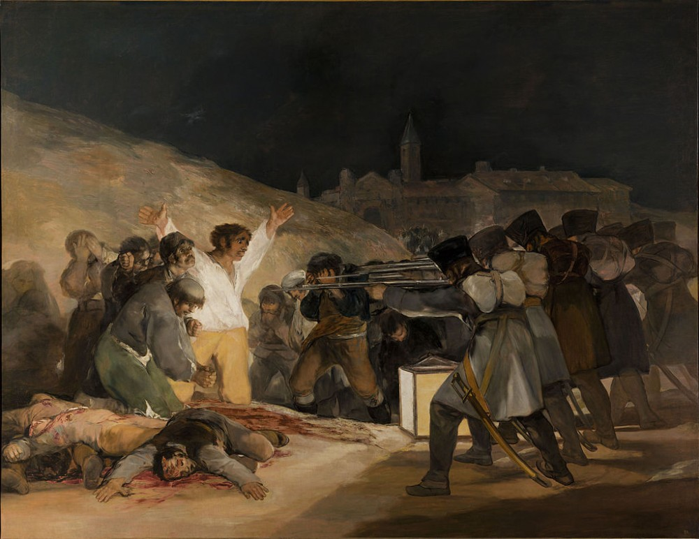 Goya - Third of May