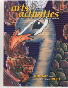 Arts & Activities - cover