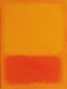 Mark Rothko, Untitled 1968