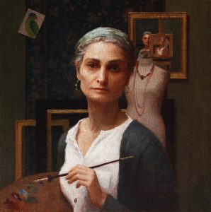 Fenne - Self-Portrait