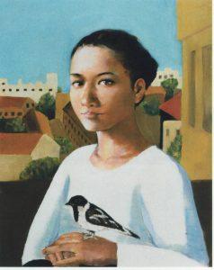 Grace Lin, Girl with the Bird