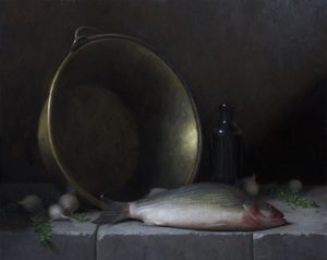 Justin Wood - Sea Bass