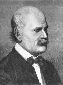 Semmelweis - 1860 portrait