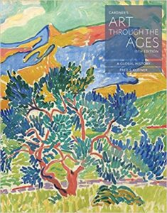 Gardner's Art through the Ages - cover